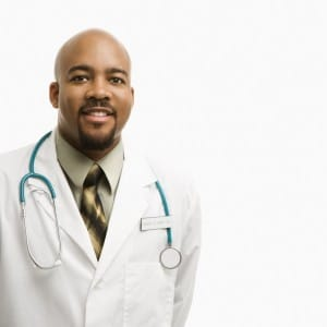 doctor getting medical receivables factoring