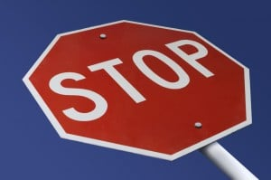 stop - purchase order financing not for everyone